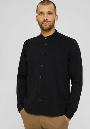 REGULAR FIT - Shirt - black