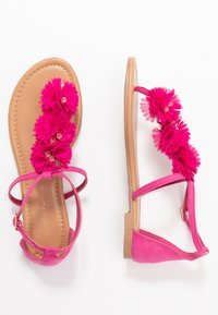 Dorothy Perkins - FLEURS  - T-bar sandals - pink - 3