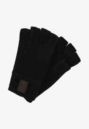 ONSCLAS NO-FINGER GLOVES - Rukavice bez prstů - black