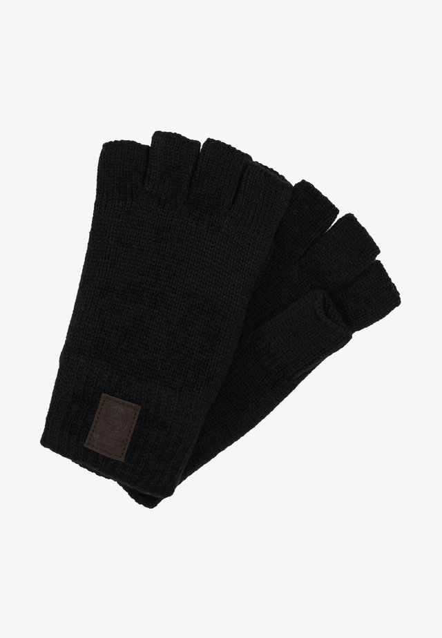 ONSCLAS NO-FINGER GLOVES - Fingerless gloves - black