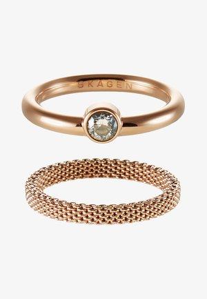 ELIN - Ring - rose gold-coloured