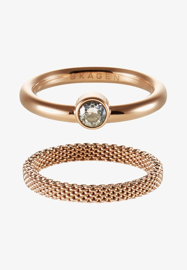 ELIN - Ring - rose gold-coloured