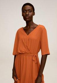 Mango - DUDDY-A - Maxi šaty - orange - 2