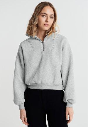 ELENA  - Sweater - lt greymelange