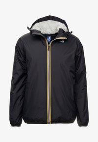 K-Way - UNISEX CLAUDE ORESETTO - Light jacket - black - 4
