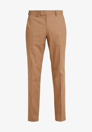 TORDON - Suit trousers - beige