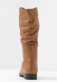 Pier One Wide Fit - Boots - cognac - 5