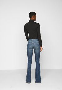 Dr.Denim Tall - MACY - Flared jeans - eastcoast blue - 2