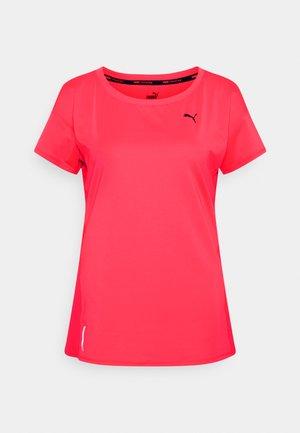 TRAIN FAVORITE TEE - Camiseta básica - sunblaze