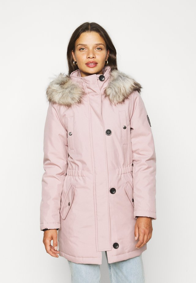 ONLIRIS - Parka - rose dust