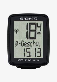 Sigma - BC 7.16 ATS - Bike computer - black - 0