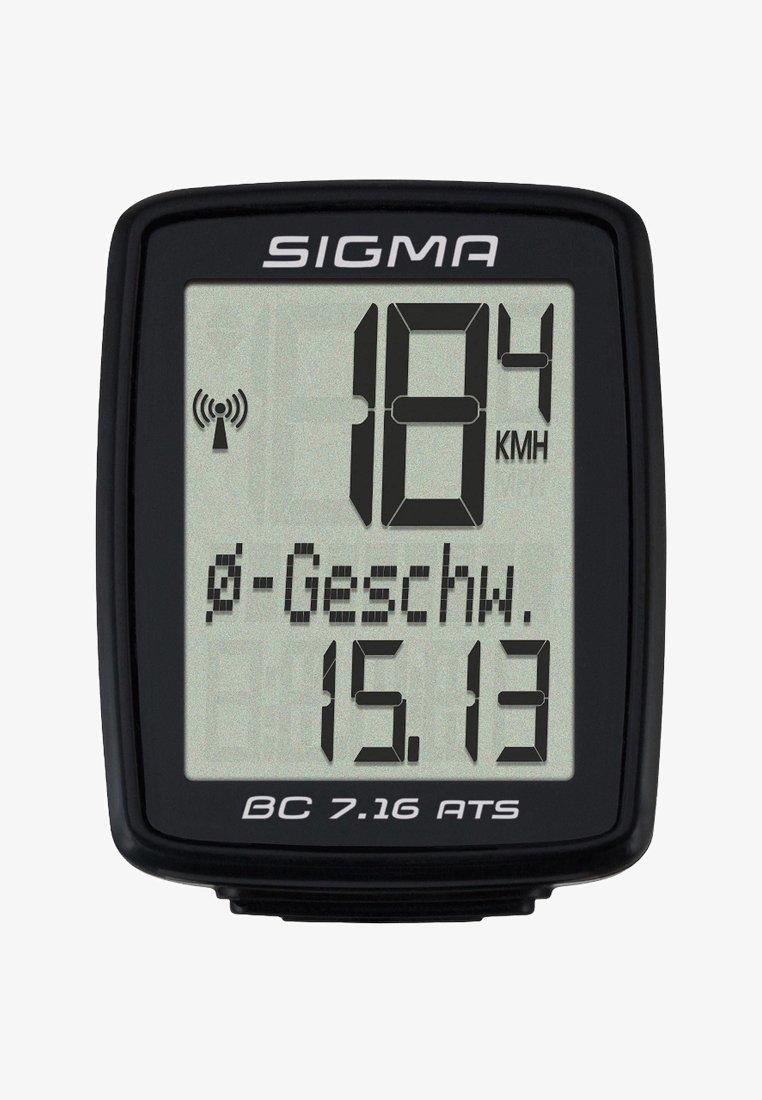 Sigma - BC 7.16 ATS - Bike computer - black