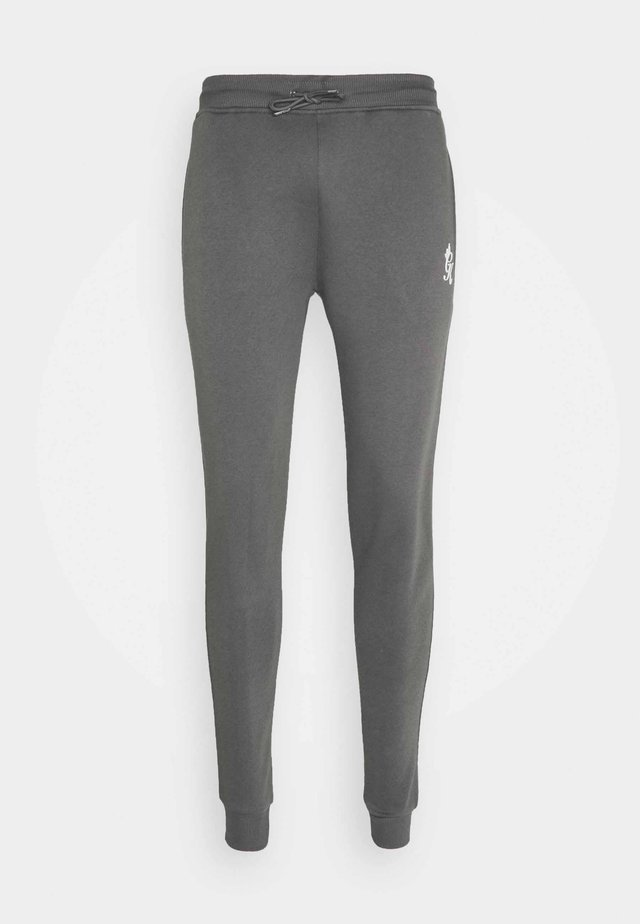 BASIS PANT - Pantalon de survêtement - dark grey