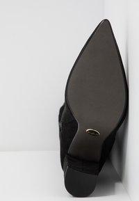 Buffalo - FINKA - High heeled boots - black - 6
