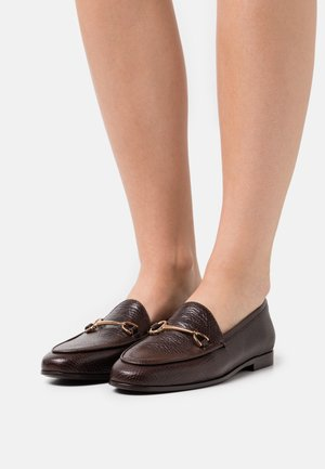 Nazouvací boty - dark brown