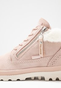 Palladium - MOSCOW LITE - Lace-up ankle boots - rose dust - 2