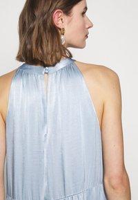 Bruuns Bazaar - GRO MAJA DRESS - Vestito elegante - blue mist - 5