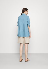 Steffen Schraut - BENITA FASHIONABLE BLOUSE - Button-down blouse - arctic blue - 2