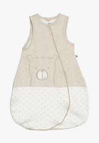 Jacky Baby - SLEEPING BAG HELLO WORLD - Baby's sleeping bag - beige melange - 3
