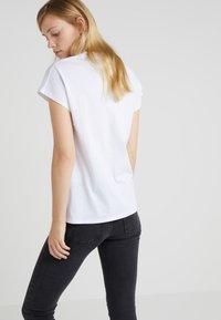 Won Hundred - PROOF - T-shirt basic - white - 2