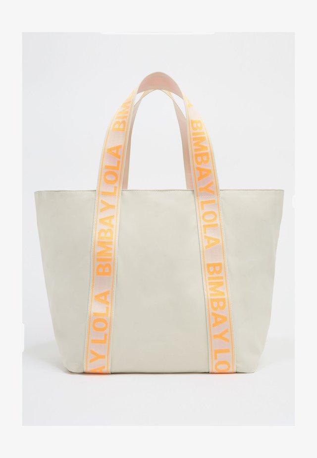 Shopper - ivory