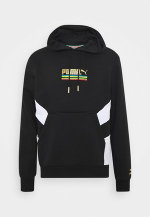 WORLDHOOD HOODIE - Sweat à capuche - black