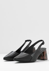 co wren wide fit - Classic heels - black - 4