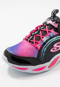 Skechers - SHIMMER BEAMS - Trainers - black/multicolor - 5