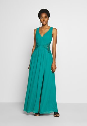 Occasion wear - aquatic jade