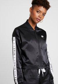 Nike Sportswear - AIR - Sportovní bunda - black - 4