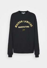 LEDRU MANUFACTURE - Sweatshirt - black