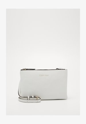 EVERYDAY DUO CROSSBODY - Torba na ramię - white