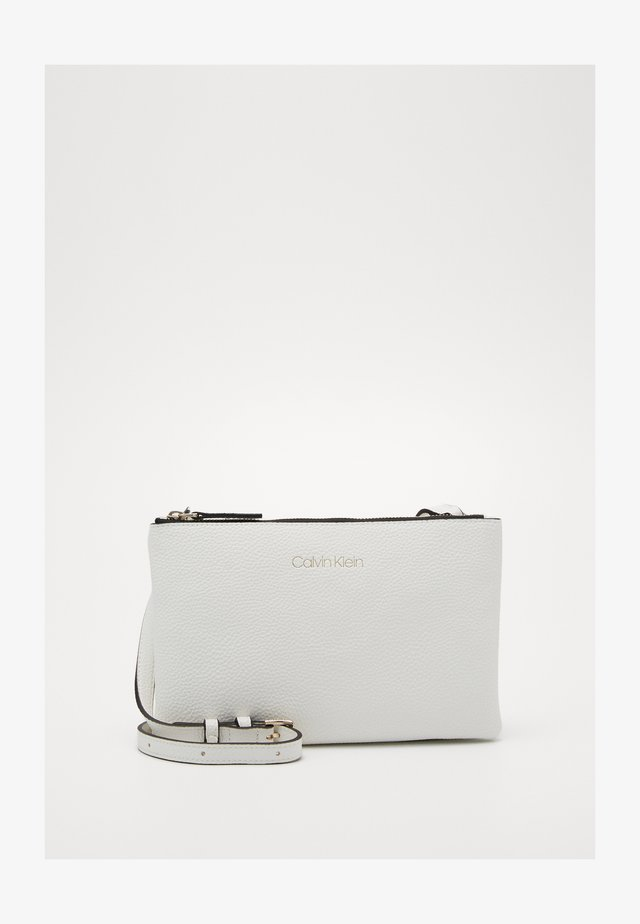 EVERYDAY DUO CROSSBODY - Across body bag - white