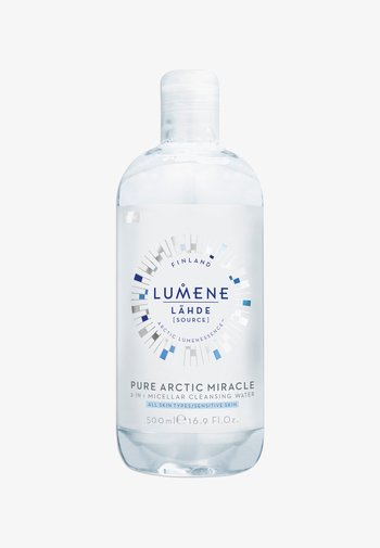 NORDIC HYDRA [LÄHDE] PURE ARCTIC MIRACLE 3-IN-1 MICELLAR CLEANSING