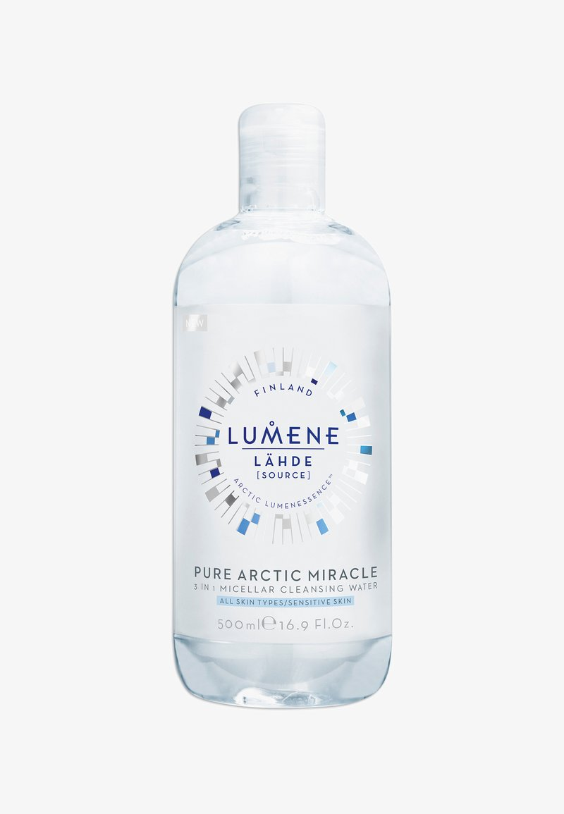 Lumene - NORDIC HYDRA [LÄHDE] PURE ARCTIC MIRACLE 3-IN-1 MICELLAR CLEANSING - Cleanser - -