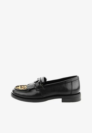 GENUAVE - Slip-ons - black