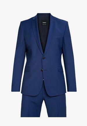 Suit - bright blue