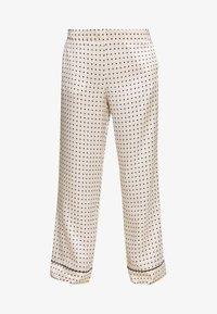 ASCENO - THE LONDON BOTTOM - Pantaloni del pigiama - cream - 3