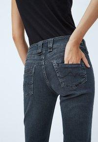 Pepe Jeans - GEN - Straight leg jeans - dark blue - 4