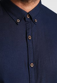 TOM TAILOR DENIM - Chemise - black iris blue - 3