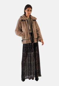 Oakwood - CULTURE - Light jacket - brown - 1