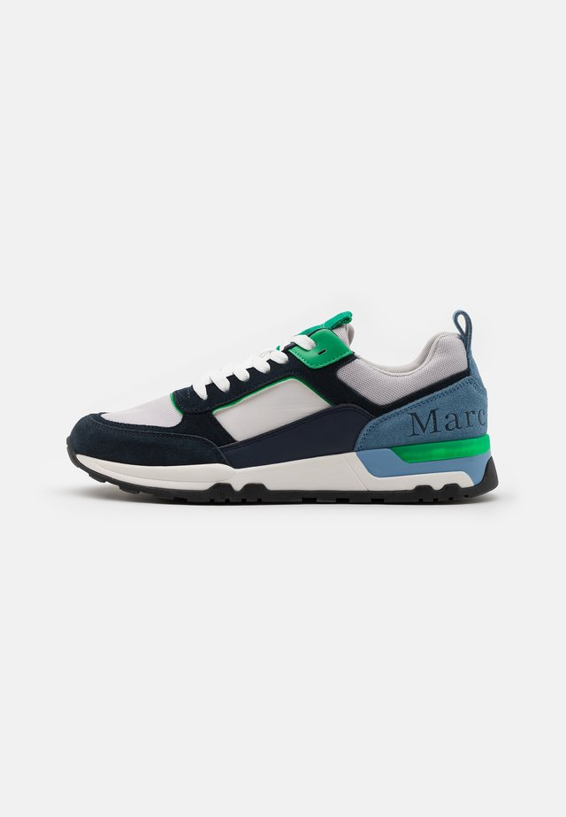 PETER 1D - Trainers - blue
