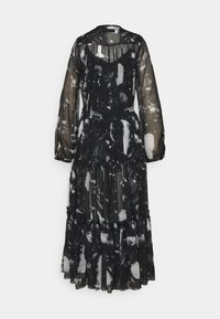 Diesel - HINES A DRESS - Maxi šaty - grey/black - 1