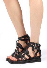 A.S.98 - Sandals - nero - 0