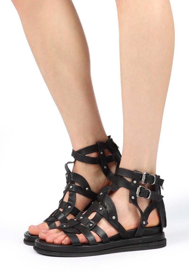 A.S.98 - Sandals - nero