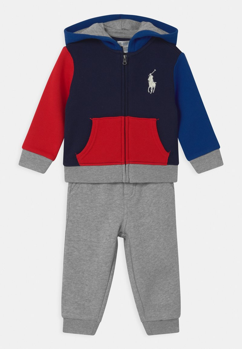 Polo Ralph Lauren - SET - Tracksuit - newport navy