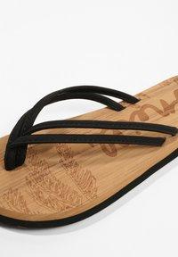 O'Neill - T-bar sandals - blackout  a - 5