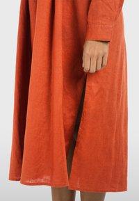 mint&mia - Shirt dress - orange - 4