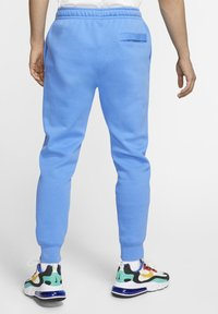 Nike Sportswear - CLUB - Pantaloni sportivi - pacific blue/white - 2