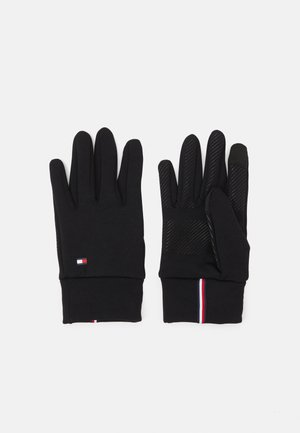 MENS TOUCH GLOVES - Gloves - black